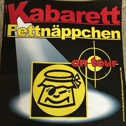 Kabarett Fettnäppchen On Tour